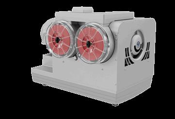 Becker BCV claw vacuum pump